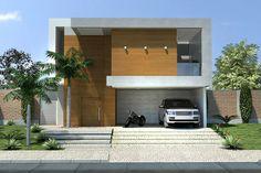 Planta de sobrado com 3 suítes - Projetos de Casas, Modelos de Casas e Fachadas…