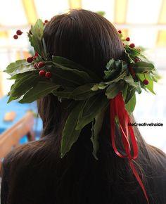 12 Fantastiche Immagini Su Corona Di Alloro Crowns Door Wreaths E