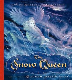 THE SNOW QUEEN by Hans Christian Andersen, adapted by Alison Grace MacDonald, illustrated by Bagram Ibatoulline. MacDonald's picture book adaptation of Andersen's story is perfect for kids with a good attention span. Ibatoulline's illustrations are gorgeous - dramatic, triumphant and rich with details and lushness. The themes of hope and determination and the reward that follows is wonderful any time of year, but especially Christmas time.