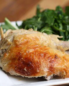 Milk-Braised Chicken