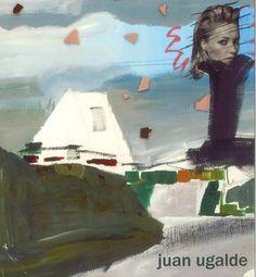 """""""El Escorial Caos Revolution"""" Exposición de Juan Ugalde en la Fundación Antonio Pérez Cuenca Mayo/Julio 2008 #FundacionAntonioPerez #Cuenca #JuanUgalde"""