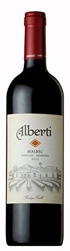 2014 Alberti 154 Malbec, Mendoza 750 mL *** Continue to the product at the image link.