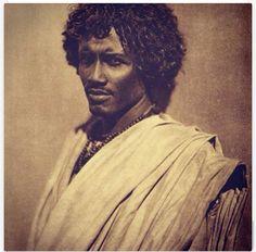 A Moor from Aswan, Egypt - 1910