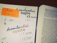 #buongiorno lettori!! Terminiamo la #challengebookjuly2016 con l'ultimo tema: Bye Luglio!  #libro #leggere #lettura #romanzo #luglio #agosto #amoleggere #scrivere #libri #calendario #book #bookstagram #instalibro #instabook #booklover #bookworm  #instalike #like #instagood #instpic #july #august #goodmorning #picoftheday