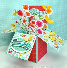 TCP Garden in a Box by ChristineCreations - Cards and Paper Crafts at Splitcoaststampers