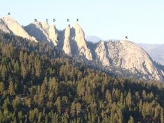 The Needles : Climbing, Hiking & Mountaineering - Sequoia National Forest