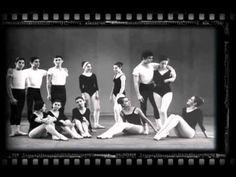 Breve video sobre la Compañía Nacional de Danza de México en su 50 aniversario, homenaje a directores y primeros bailarines.
