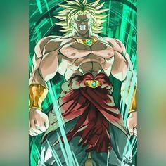Buu Dbz, Broly Ssj4, Broly Super Saiyan, Manga Dbz, Character Art, Character Design, Super Anime, Dragon Ball Gt, Anime Kawaii