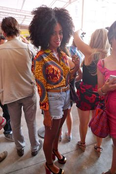 Solange at PS1