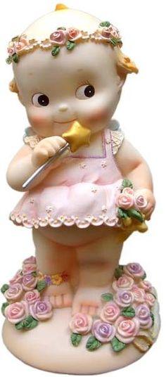 .Kewpie fairy princess