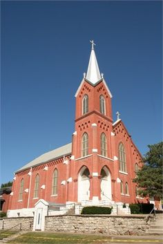 St. Boniface Catholic Church, Brunswick MO.