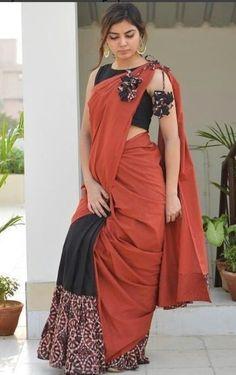 Women S Fashion Trivia Questions Simple Sarees, Trendy Sarees, Stylish Sarees, Fancy Sarees, Sari Blouse Designs, Saree Blouse Patterns, Saree Draping Styles, Saree Styles, Saree Dress