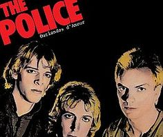 """Released on November 2, 1978, """"Outlandos d""""Amour"""" is the debut album by The Police. TODAY in LA COLLECTION on RVJ >> http://go.rvj.pm/54o"""