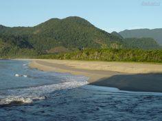 Praia de Puruba, Ubatuba (SP)
