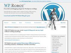 Herramienta Seo: WP Robot V3.68  Precio: $ 129 USD Precio Comunidad-Seo: GRATIS WebSite: http://comunidad-seo.com/