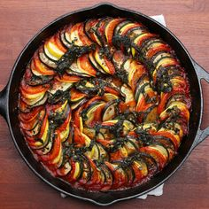 Baked Ratatouille | Get Down With Your Fancy Self And Make This Delicious Ratatouille