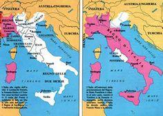 l italia prima e dopo l'unità