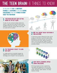 The Teen Brain: 6 Things to Know (Fact Sheet)