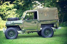 1968 Land Rover Lightweight IIA offroad military g Land Rover Santana, Best 4x4, Off Road, Land Rover Defender 110, 4x4 Trucks, British Army, Range Rover, Landing, Dream Cars