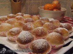 Kipróbált Nutellás muffin fánkok recept egyenesen a Receptneked.hu gyűjteményéből. Küldte: macilány Nutella, Cake Recipes, Muffins, Cupcakes, Breakfast, Food, Morning Coffee, Muffin, Cupcake Cakes