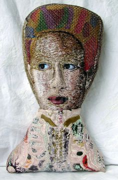 Saatchi Online Artist: Monica Bohlmann; Textile, 2011, Sculpture Anne