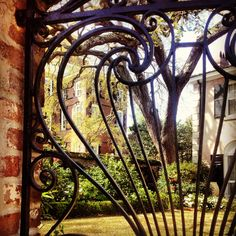 #charleston #gates #city