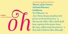 Anne Bonny - Webfont & Desktop font « MyFonts