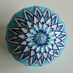From Rududu's Blog.  Mandala?  Knit?