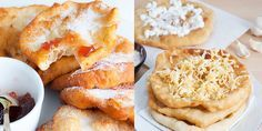 Mađarski Langosi - slatki i slani — Recepti — Coolinarika