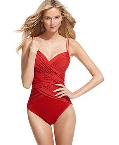 I won't be this thin, but I hope I can rock something like this bathing suite this summer!