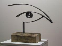 the stare manolo lafora #art #sculpture