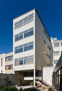 Fondation Le Corbusier - Réalisations - Armée du Salut, Palais du Peuple
