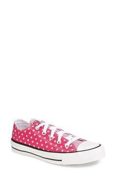 2e8adced48f Converse Chuck Taylor® All Star® 'Mini Stars & Bars' Low Sneaker (Women) |  Nordstrom