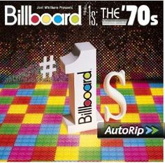 Billboard #1s: The 70s  Order at http://www.amazon.com/Billboard-1s-The-70s/dp/B000G1R3BC/ref=zg_bs_7_54?tag=bestmacros-20