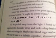 The Impossible Knife of Memory by Laurie Halse Anderson. Just finished reading this book