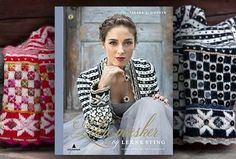 From The publishing house Gyldendal's website My book Lekre masker og lekne sting Photo: Anne Helene Gjellstad Design: Sidsel J. Høivik