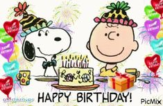 Discover & share this Gif Snoopy Charlie Brown Happy Birthday Music GIF with everyone you know. GIPHY is how you search, share, discover, and create GIFs. Happy Birthday Charlie Brown, Peanuts Happy Birthday, Cute Happy Birthday Quotes, Happy Birthday Music, Son Birthday Quotes, Birthday Wishes For Him, Happy Birthday Celebration, Happy Birthday Flower, Happy Birthday Friend