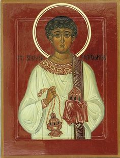 Sacred Presence, iconography by Colette M. Saint Stephen, Russian Icons, Byzantine Art, Angels Among Us, Patron Saints, Orthodox Icons, Religious Art, Deities, Religion