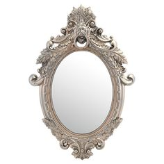 Found it at Wayfair - Nikki Chu Acaydia Mirror in Metallic Silverhttp://www.wayfair.com/daily-sales/p/Make-a-Statement-with-Glam-Decor-Nikki-Chu-Acaydia-Mirror-in-Metallic-Silver~IMX12939~E13530.html?refid=SBP.rBAZEVN5ivZSOQ5Yxa99AhdG2sg24UGcskE1HRl21bA