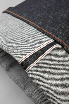 Gap Straight Fit Japanese Selvedge denim