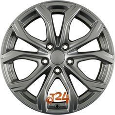 Felga aluminiowa Alutec. Szczegóły: http://centrumfelg.pl/felgi-aluminiowe/ALUTEC/ALUTEC%20Einteilig/7186981
