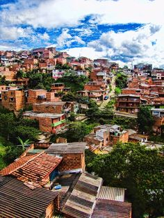 Take my children to see where my parents came from- Medellin, Colombia
