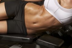 Pilates 7 Day 100 Ab Challenge - No equipment needed for this workout, only the desire for ridiculously firm abs!
