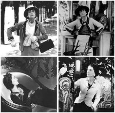 coco chanel as she lived and breathed