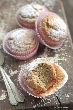 Dukan Limone Muffins (directions not in English)