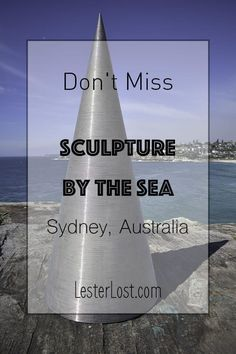 Sculpture by the Sea is an outdoor contemporary art exhibition that takes place every October in Sydney, Australia. The statues are exhibited on the coastal walk from Bondi to Coogee. via LesterLost Travel Advice, Travel Guides, Travel Tips, Travel Hacks, Sydney Australia, Australia Travel, Sea Sculpture, Romantic Travel, Wanderlust Travel