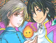 Howl's Moving Castle by AmukaUroy on deviantART