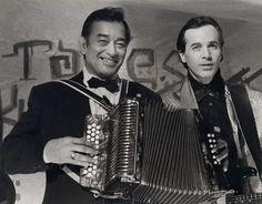Flaco Jiménez and Ry Cooder