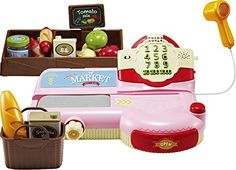 KONGSUNI 123 Checkout Counter, Develop Calculation Skills And Role-Play With At The Supermarket Caculator Playset Shopping Playset, Toy Cashier, Toy Cash register. Have role-play with Kongsuni at the supermarket and develop calculation skills at the same time. Cash register, products, a credit card, and bills are all included in this pack of fun shopping experience!. Place items on the conveyor belt and it will actually move! Light flashes when you scan the items. Sing along the Number…