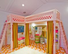 Playroom Stage Design, Pictures, Remodel, Decor and Ideas